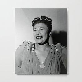 Ella Fitzgerald 1946 Metal Print
