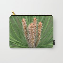 small pine tree Carry-All Pouch