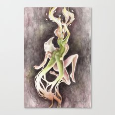 If you can't be my wife, you shall be my tree (Apollo & Daphne) Canvas Print