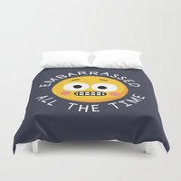 Evermortified Duvet Cover