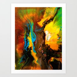 """Surrender"" Art Print"
