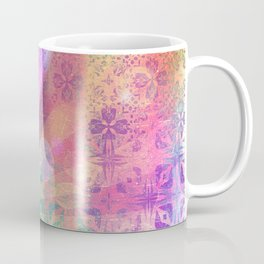 Moon and Sun having a shine out Coffee Mug