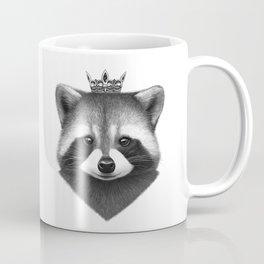 Queen raccoon Coffee Mug