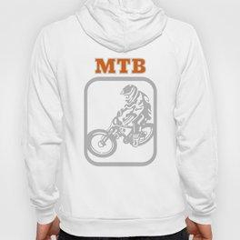 Downhill Mountain Bike Hoody