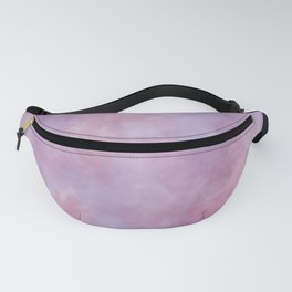 Watercolor Series: Pinkberry Fanny Pack