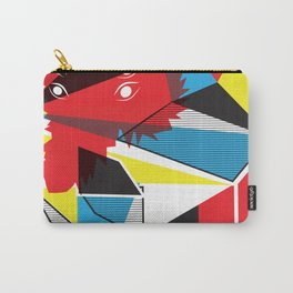 El Lobo. Carry-All Pouch