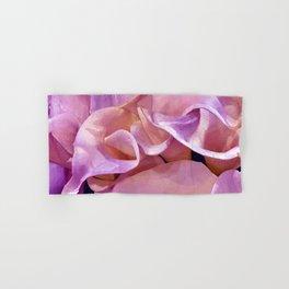 Lilac-Pink Pastel Calla Lilies Hand & Bath Towel