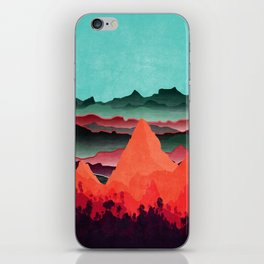 Beauty Planet XIX iPhone Skin