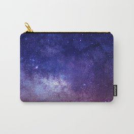 STARS - NIGHT - GALAXY - PURPLE - PINK - INDIGO Carry-All Pouch