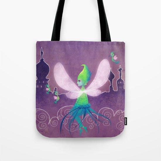 Toothiana Tote Bag