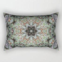 Crystal Wheel Rectangular Pillow
