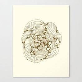 gold Canvas Print
