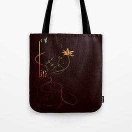 Lifeblood Tote Bag