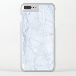 Light veil Clear iPhone Case