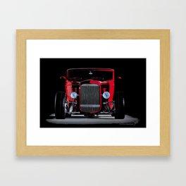 1932 Ford Roadster Framed Art Print