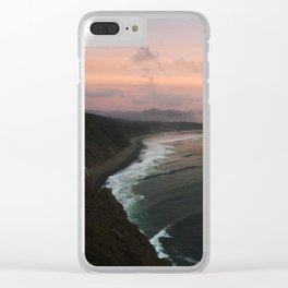 Manzanita Clear iPhone Case