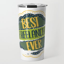 Best Freelancer Travel Mug