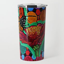 Cindy's Butterfly Travel Mug