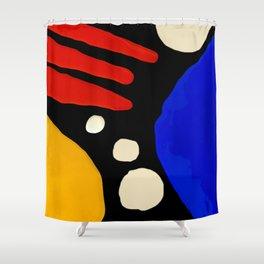 STRANGE DAYS Shower Curtain
