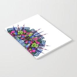 Night Flower Stellation Notebook