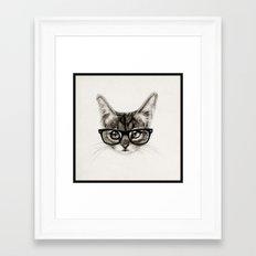 Mr. Piddleworth Framed Art Print