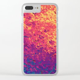 Arboreal Vessels - Aorta Clear iPhone Case
