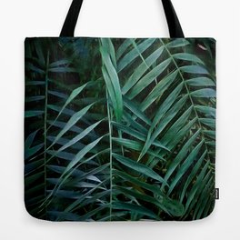 Night tropics Tote Bag