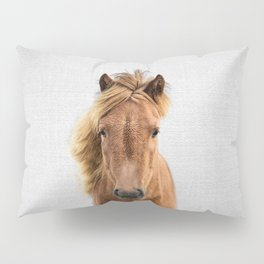 Wild Horse - Colorful Pillow Sham