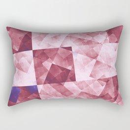Raw Grid in DPA 01 Rectangular Pillow
