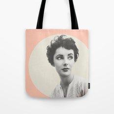 My Elizabeth Taylor Tote Bag