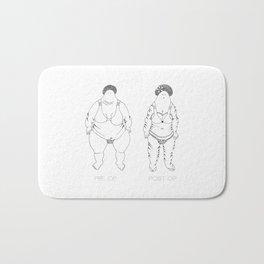 PRE OP POST OP Bath Mat