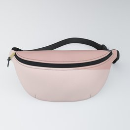 pink tone color palette Fanny Pack