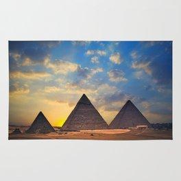 Pyramids XOX Rug