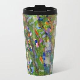A Look over the Hedge Travel Mug