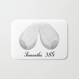 Samantha 38G Bath Mat