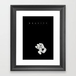 G. Framed Art Print