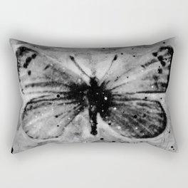Butterfly Prayers No. 1L by Kathy Morton Stanion Rectangular Pillow