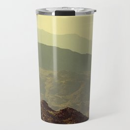 Palm Springs Mountains I Travel Mug