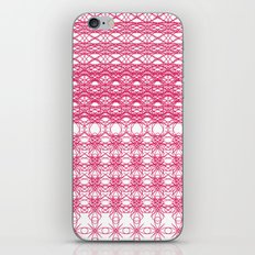 Filigree Floral iPhone & iPod Skin
