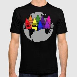Global Crayons T-shirt