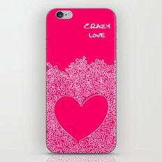 Crazylove iPhone & iPod Skin