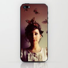 Hush iPhone & iPod Skin