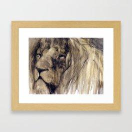 Cecil Framed Art Print