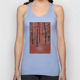 Birches Unisex Tank Top