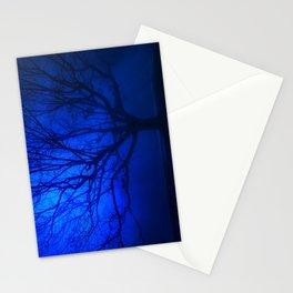 Twilight Blues Stationery Cards