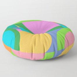 Watermelon Slices Floor Pillow
