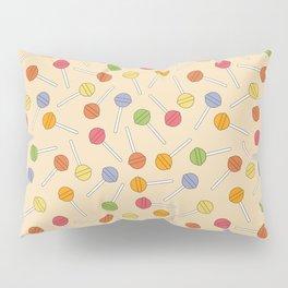 Happy Lollipops Sugar Candy Pillow Sham
