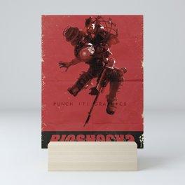 Bioshock 2: Reborn Mini Art Print