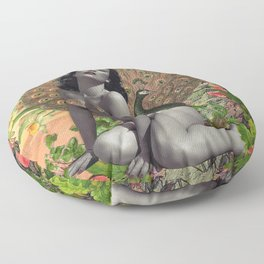 Beautiful Creature  Floor Pillow