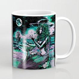 Mermaid Siren Pearl of atlantis mythology Coffee Mug